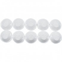 10-Pack Stick on Round Vent