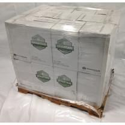 "18""  X 1500' Stretch Wrap 110 Gauge Spartan Hand Film (Pallet of 24 Cases, 96 Rolls)"