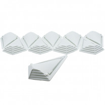 10-Pack Stealth Self-Piercing Vent