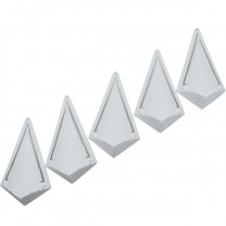 5-Pack Stealth Self-Piercing Vent