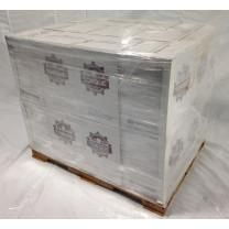 "13.25"" X 1500' Stretch Wrap 32 Gauge Torque HandFilm (Pallet of 36 Cases, 144 Rolls)"