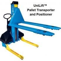 UniLift™ Pallet Transporter and Positioner
