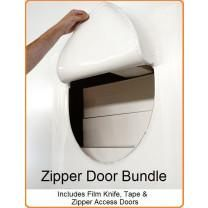Zipper Door Kit Bundle