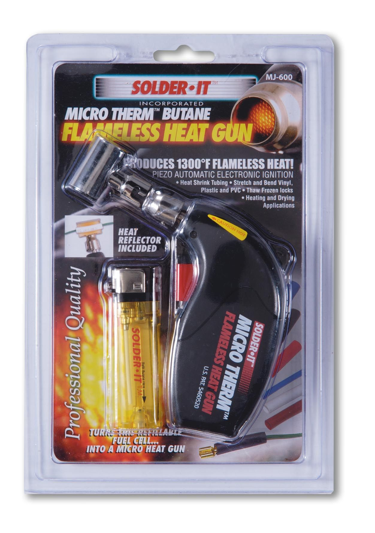Kays Fasteners Pro Iroda Rc-30 Refillable Fuel Cell for Microjet /& MicroTherm Torches Pack of 2