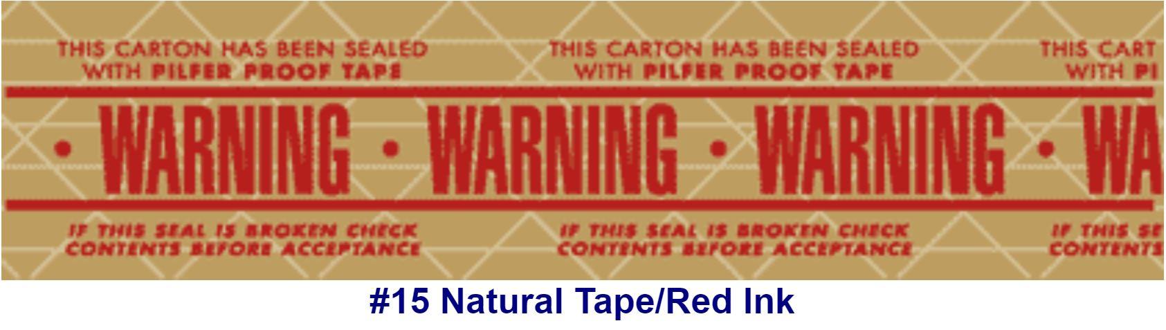 Reinforced Gummed Tape with Print | Mr  Shrinkwrap