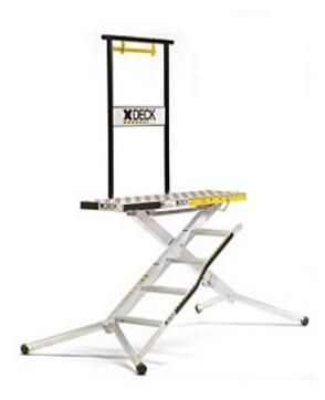 X Deck Mobile Work Platforms