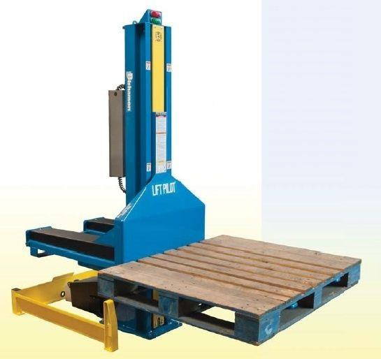 Bishamon Lift Pilot Pallet Lifter