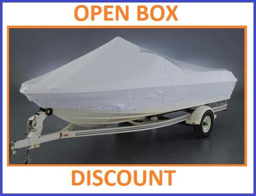 Open Box Clearance Item Transhield Covers