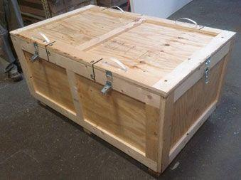 crating and packing military crates industrial crates - Wooden Shipping Crates